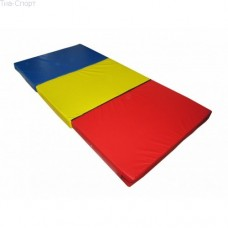 Мат складной 200-100-10 см с 3-х частей Тia-sport sm-0136
