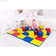 Мат-коврик игровой Кубик Тia-sport sm-0150