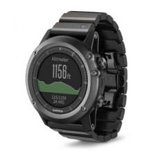 Мультиспортивные часы навигатор пульсометр Garmin fenix 3 Sapphire 010-01338-21
