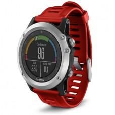 Мультиспортивные часы навигатор пульсометр Garmin fenix 3 Silver 010-01338-06