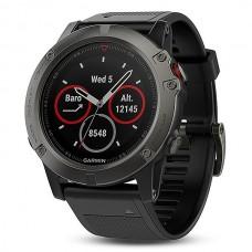 Часы-навигатор пульсометр Garmin Fenix 5X Sapphire 010-01733-01