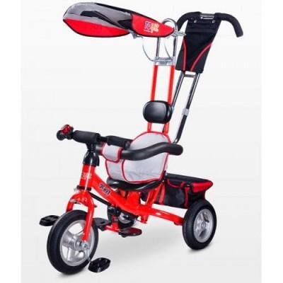 Велосипед трехколесный Caretero Derby red