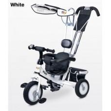 Велосипед трехколесный Caretero Derby white