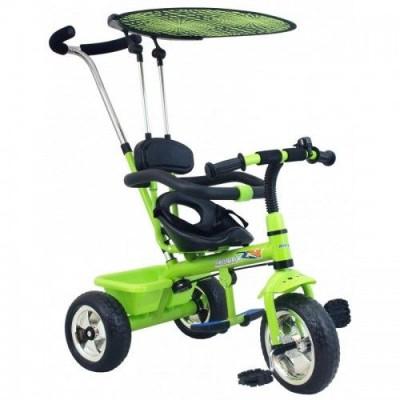 Велосипед трехколесный Alexis-Babymix 7020711 green