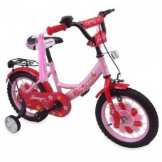 Велосипед Alexis-Babymix R777G-16-pink
