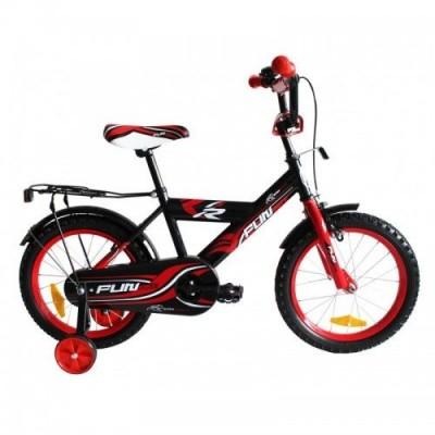 Велосипед Alexis-Babymix R888-12-red