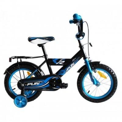 Велосипед Alexis-Babymix R888-14-blue