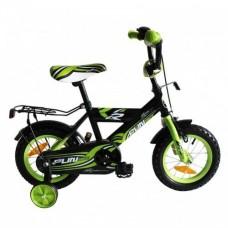 Велосипед Alexis-Babymix R888-14-green