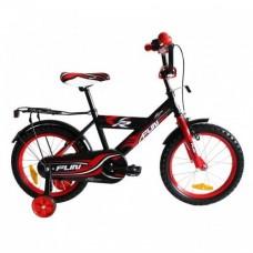 Велосипед Alexis-Babymix R888-14-red