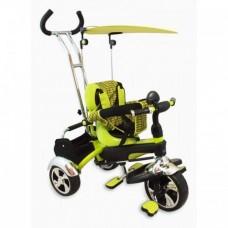 Велосипед трехколесный Alexis-Babymix UR-DY-GR01A-green