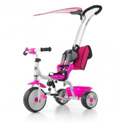 Велосипед Milly Mally Boby Deluxe 2015 pink