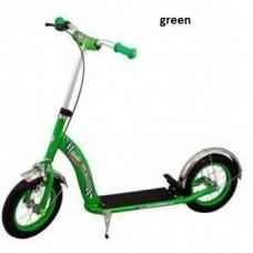 Самокат Alexis-Babymix RH-SCS212 green