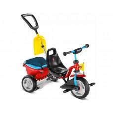 Велосипед трехколесный Puky CAT 1SL 2+white-red