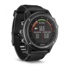 Мультиспортивные часы навигатор пульсометр Garmin fēnix 3 Sapphire HR Gray 010-01338-71