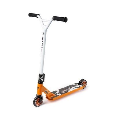 Самокат FOX Pro SHARK 8+orange