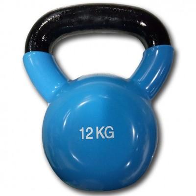 Гиря виниловая цветная Explode, 12 кг MD2201-12