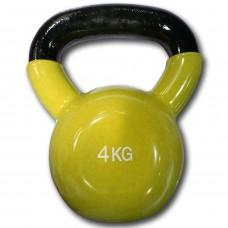 Гиря виниловая цветная Explode, 4 кг MD2201-4