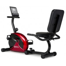 Велотренажер магнитный горизонтальный Hop-Sport HS-65R Veiron