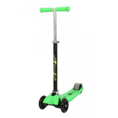 Самокат Trolo Maxi PLUS 5+green