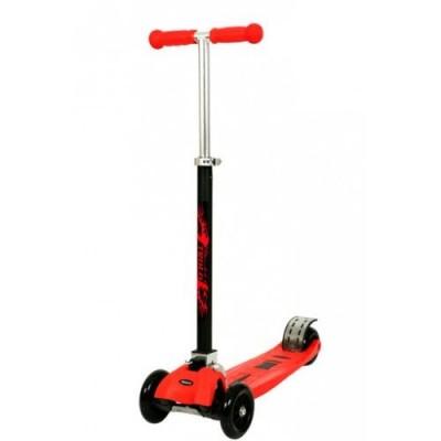 Самокат Trolo Maxi PLUS 5+red