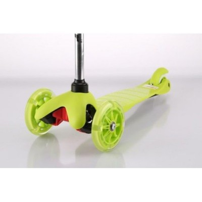 Самокат Trolo Mini LIMITED 3+light green