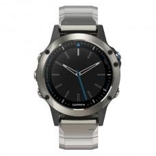Мультиспортивые часы навигатор пульсометр Garmin quatix 5 010-01688-42