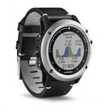 Мультиспортивные часы навигатор пульсометр Garmin quatix 3 010-01338-1B