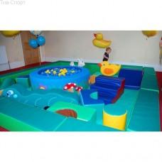 Детская игровая комната 300-300-50 см Тia-sport sm-0016