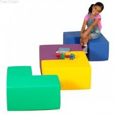 Модульные сидения-столик Геометрия Тia-sport sm-0155