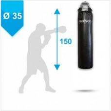 Мешок боксерский Boyko из ткани ПВХ с узлом крепления на 6 пружинах 150х35, 40-60