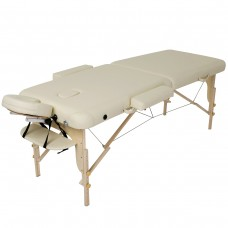 Массажный стол RelaxLine Cleopatra (FMA206A-1.2.3 S) светло-бежевый