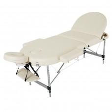 Массажный стол RelaxLine Oasis (FMA342L-1.2.3) светло-бежевый