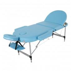 Массажный стол RelaxLine Oasis (FMA342L-1.2.3) светло-синий