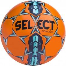 Мяч футбольный SELECT COSMOS Extra Everflex оранжево/сине/голубой размер 5