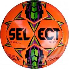 Мяч футзальный Select Futsal Super FIFA оранжевый размер 4