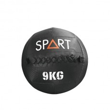 Большой медбол Rising SPART Medicine Wall Ball 9kg CD8031-9KG