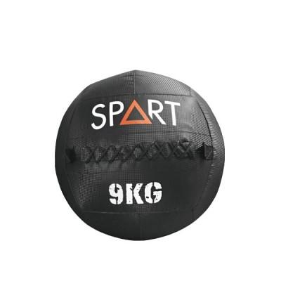 Большой медбол Rising SPART Medicine Wall Ball 9kg CD8031-9KG