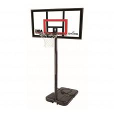 "Баскетбольная стойка мобильная Spalding Highlight Acrilic Portable 42"" арт 77799CN"
