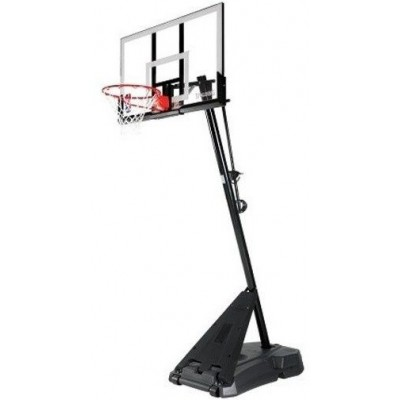 """Баскетбольная стойка мобильная Spalding Angled Pole 54"""" 75746CN"""