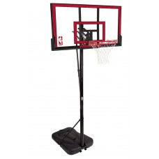 "Баскетбольная стойка мобильная Spalding Gametime Series 48"" 73655CN"