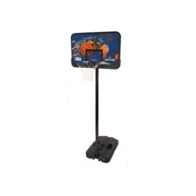 """Баскетбольная стойка мобильная Spalding Sketch Series Composite Rectangle 44"""" 61917CN"""