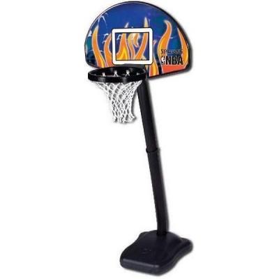 """Баскетбольная стойка детская Spalding NBA Junior Series 24"""" Fan 5H591SCN"""