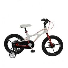 "Велосипед детский RoyalBaby SPACE SHUTTLE 14"" арт RB14-22-WHT, белый"