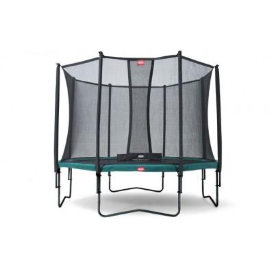Батут BERG Champion Grey 380+Safety Net Comfort, арт.35.42.94.01
