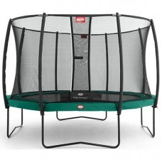 Батут BERG Champion Grey 430 Safety Net Comfort, арт.35.44.94.01