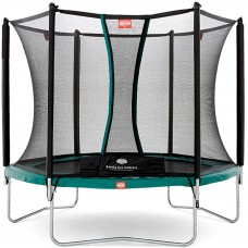 Батут BERG InGround Talent Green 240 Safety Net Comfort, арт. 35.28.10.00