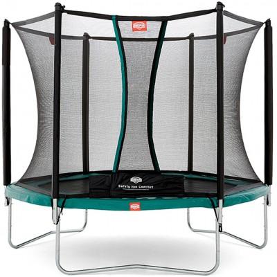 Батут BERG InGround Talent Green 240 Safety Net Comfort, арт. 35.28.10.00