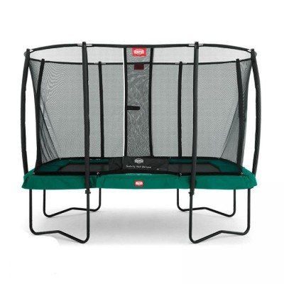 Батут BERG Ultim Champion Regular 330 Green защитная сетка Safety Net Deluxe, арт.32.35.73.70