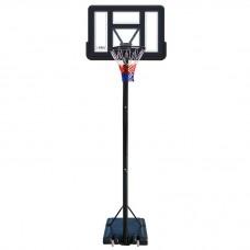 Баскетбольная стойка мобильная SBA S003-20 110x75 см