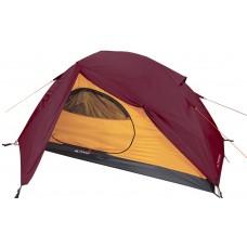 Палатка двухместная Terra Incognita Adria 2 вишневая (4823081505846)